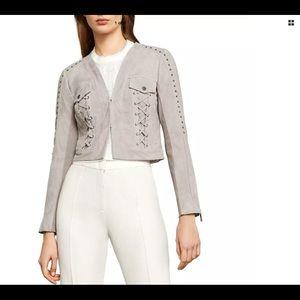 BCBGMaxazria Stella Studded Jacket size L